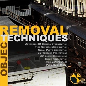 cmiVFX - Nuke Object Removal Techniques [2010, ENG]