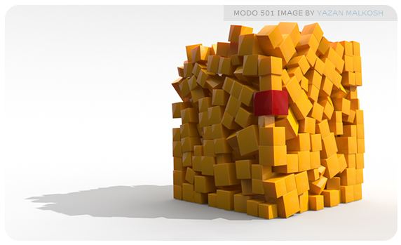 recoil: Rigid-body Dynamics Plug-in for Modo 501