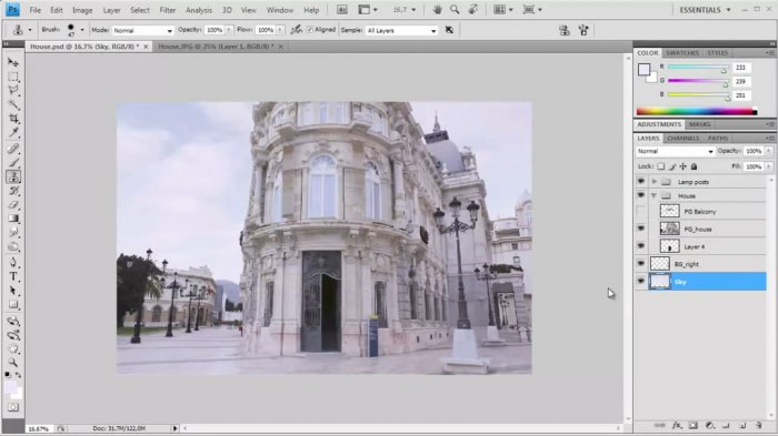 cmiVFX: 3DS Max Matte Painting Extractions