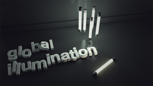 How To Use Global Illumination For Realistic Light in Cinema 4D