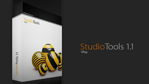 V-Ray StudioTools v1.1 for C4d