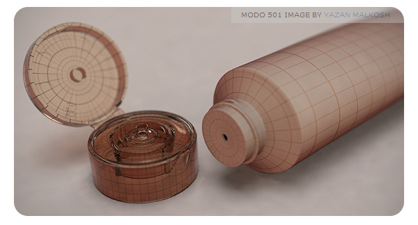 Package Design and Construction Kit for Modo