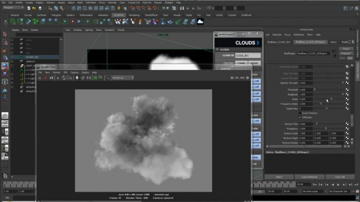 emfxCLOUDS help tutorial