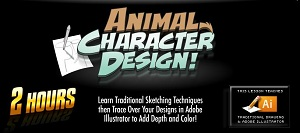 Animal Character Design