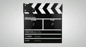 Clapboard Tutorial - GFX Buddy