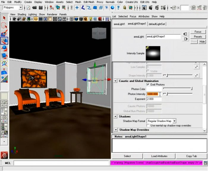 Introduction to mental ray in Maya 2009