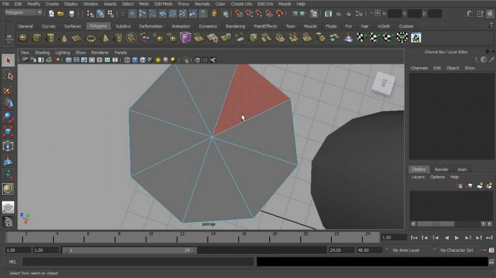 Introduction to Modeling in Maya 2012