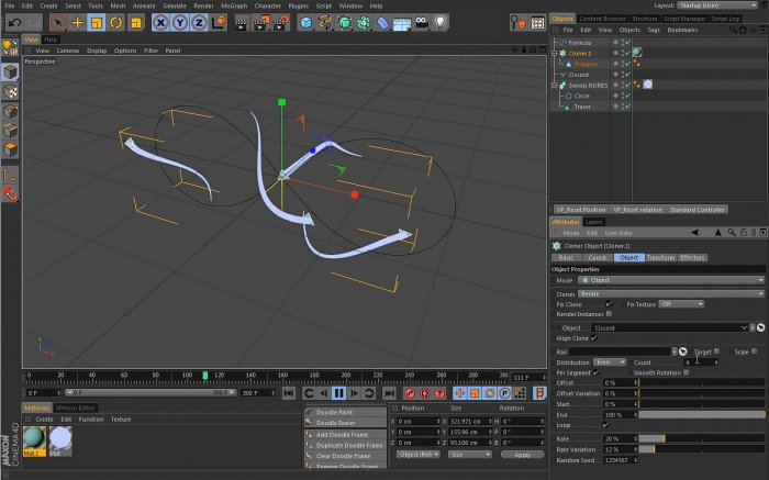 Vertex Pusher – Cinema 4D – Vol.4 Mograph Demystified