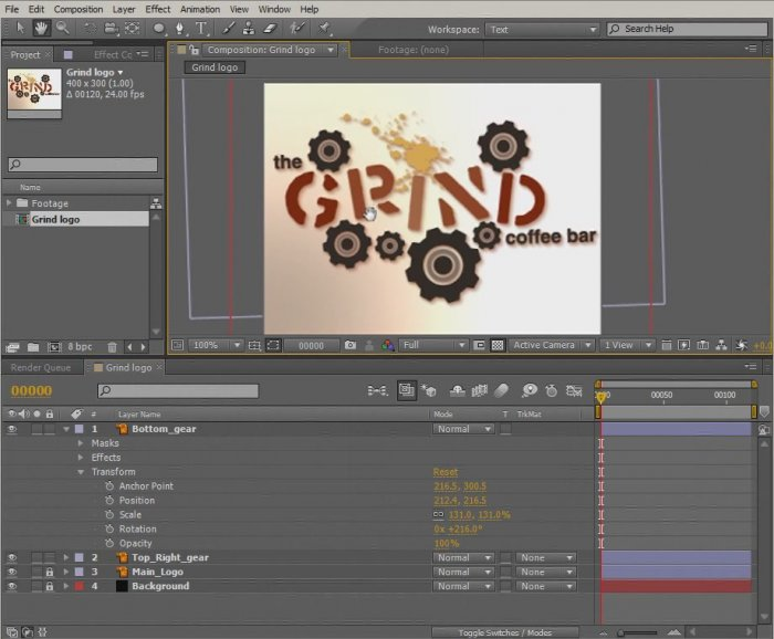 Beginner's Guide to After Effects CS5