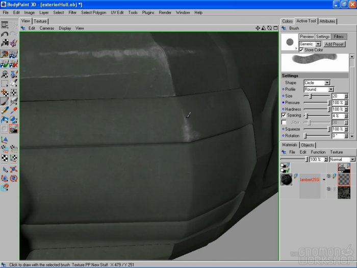 Hard Surface Texture Painting (Vehicle Texture Painting with Ted Davis)