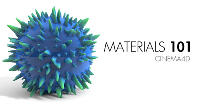 Working With Materials In Cinema 4D