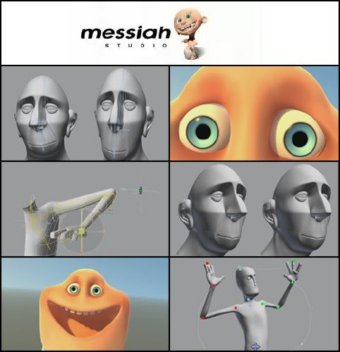 Project Messiah Studio 5 v5.0a Professional Edition (x32/x64)