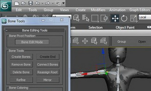 video2brain – Character Rigging