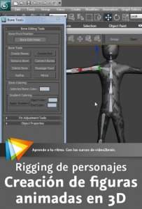 video2brain � Character Rigging