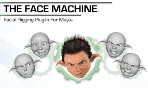 The Face Machine v1.08 For Maya 2013
