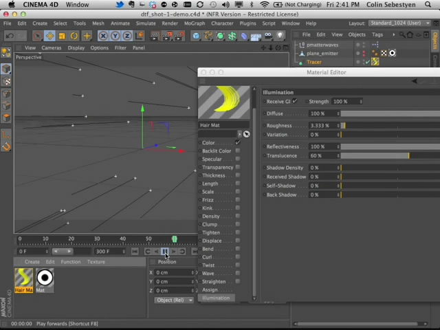 "������ ����� ������ ""Design the Future"" � Cinema 4D � After Effects"