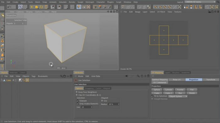 Cinema 4D Everything Volume 3