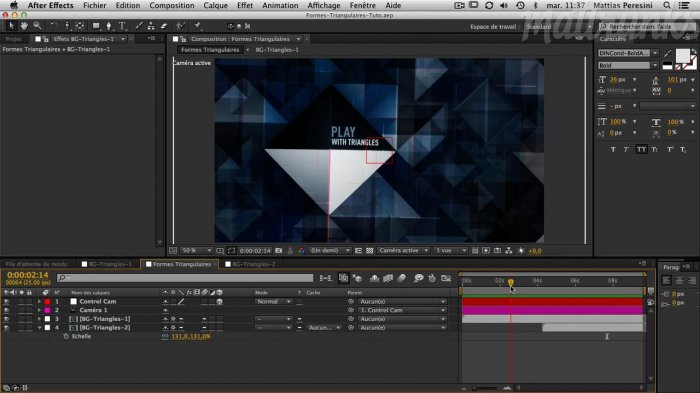�������� � After Effects - ���������� �� ������ �������������