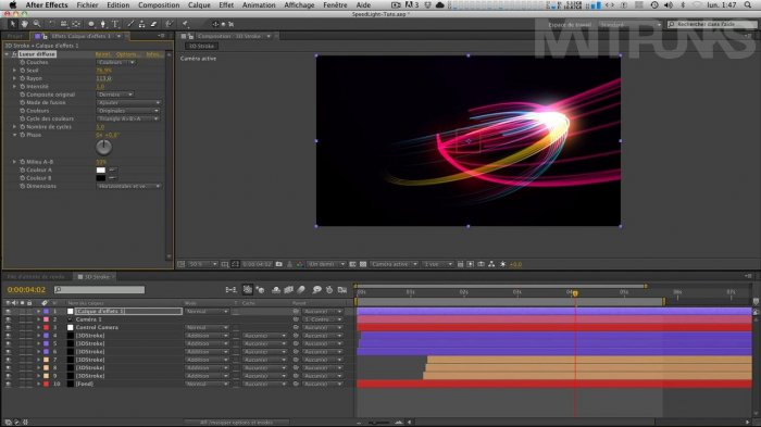 �������� 3D ����� � After Effects