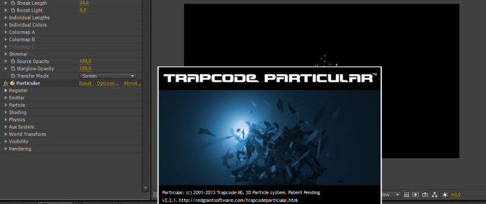 Trapcode Suite 12.1.3 для After Effects и Premiere Pro