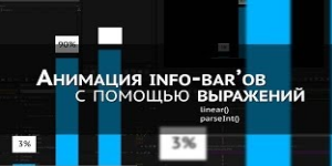 Анимация графиков в After Effects