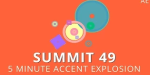 Accent Explosions в After Effects