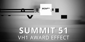 VH1 Award Effect в After Effects