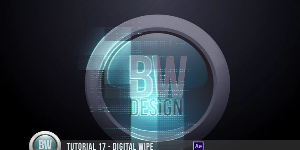 Digital Wipe � After Effects