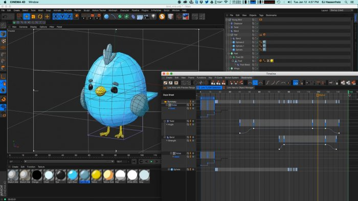 ������������� Art Shader � Cinema 4D ��� �������� ��������